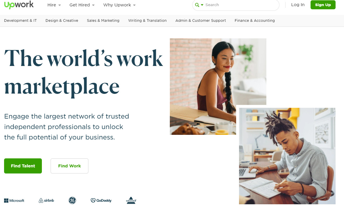 How to Get Started on Upwork
