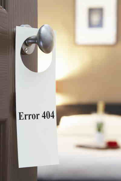 Create a 404 Page in WordPress