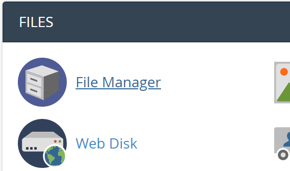 C-Panel File Manager